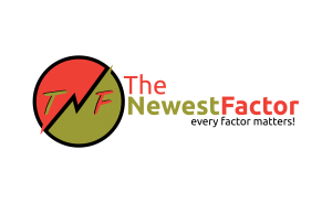 The Newest Factor Official PNG Logo