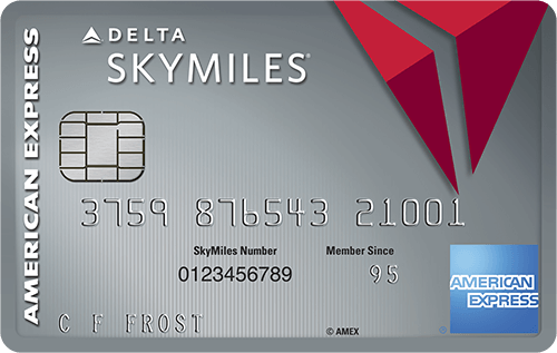 Platinum Delta SkyMiles Credit Card with American Express