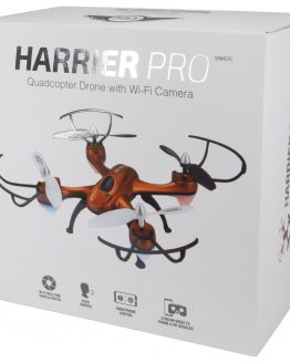 Harrier Pro Quadcopter Drone with Wi-Fi Camera