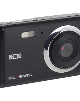 20-Megapixel 1080p HD S20HD Digital Camera (Black) 1