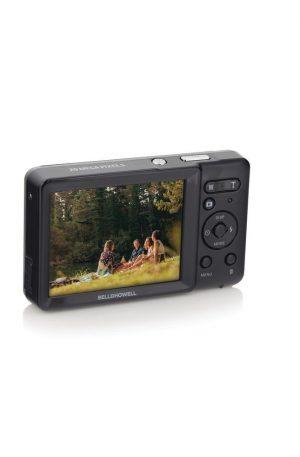 20-Megapixel 1080p HD S20HD Digital Camera (Black)