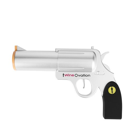 Gun Shaped Electric Wine Bottle Opener