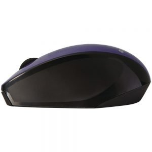 Wireless Multi-Trac Blue LED Optical Mouse (Purple)