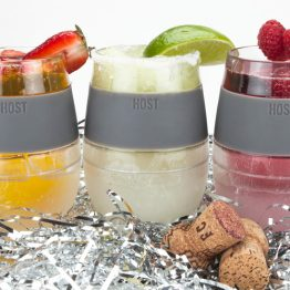 Wine FREEZE Cooling Cups (set of 2) by HOST