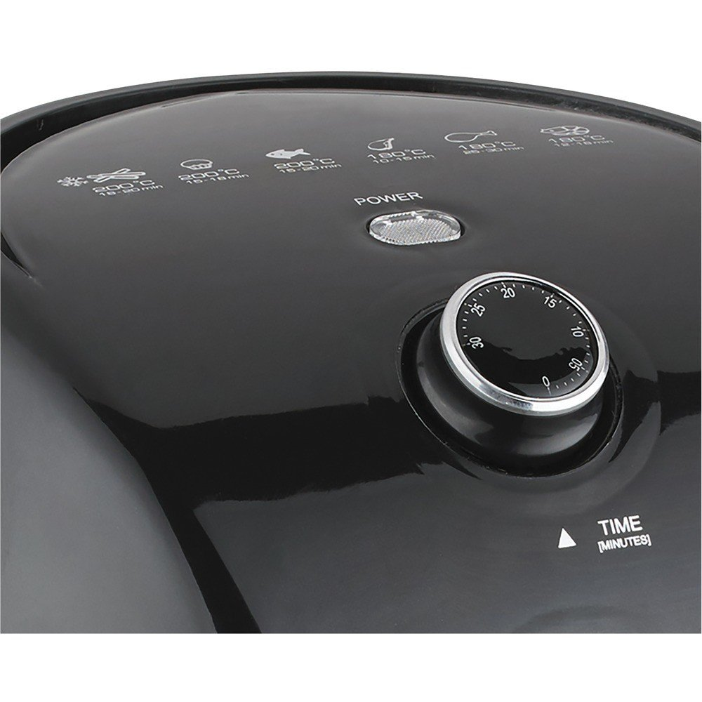 Brentwood Appliances 1.6-Quart Small Electric Air Fryer top
