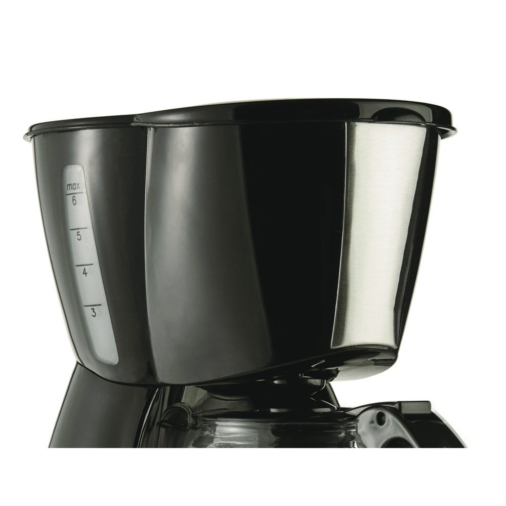 4-Cup Coffee Maker Black