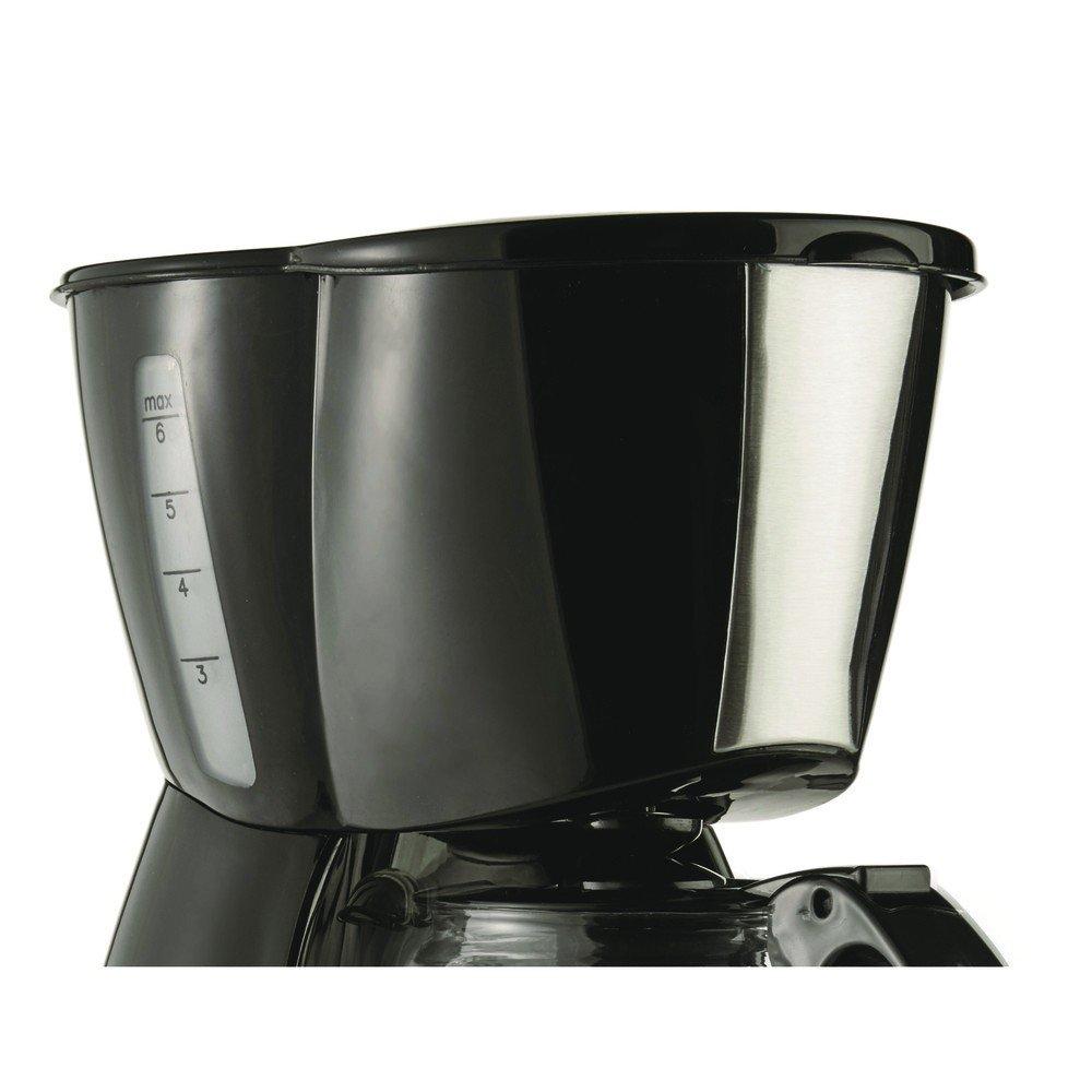 4-Cup Coffee Maker Black