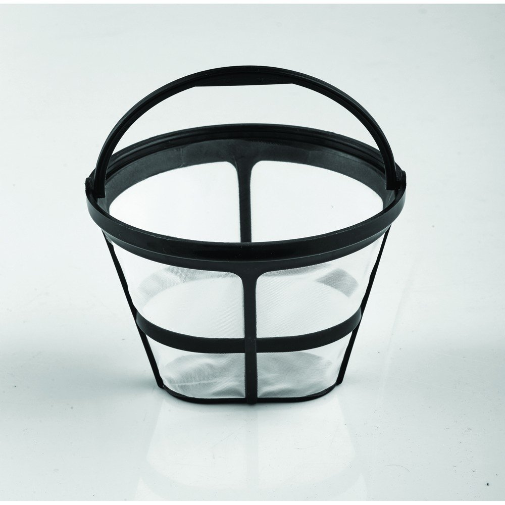 4-Cup Coffee Maker Black filter