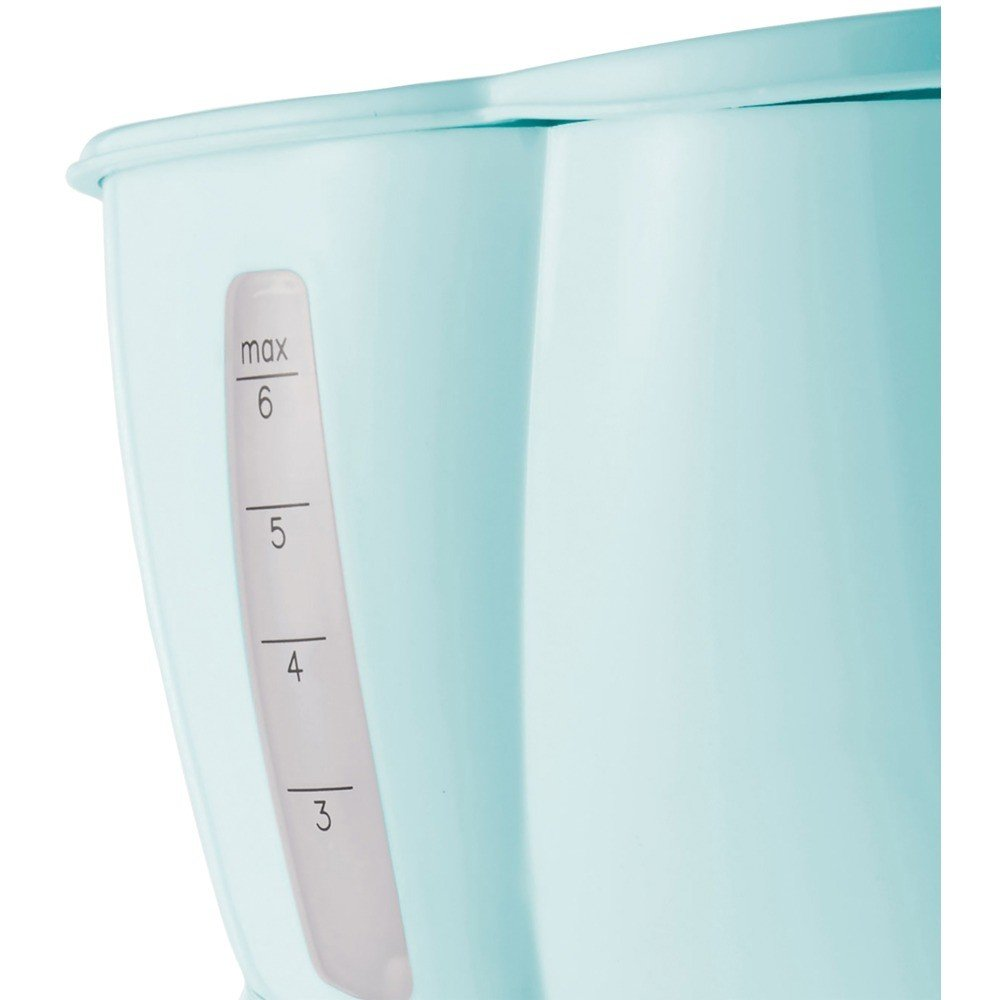 4-Cup Coffee Maker Blue