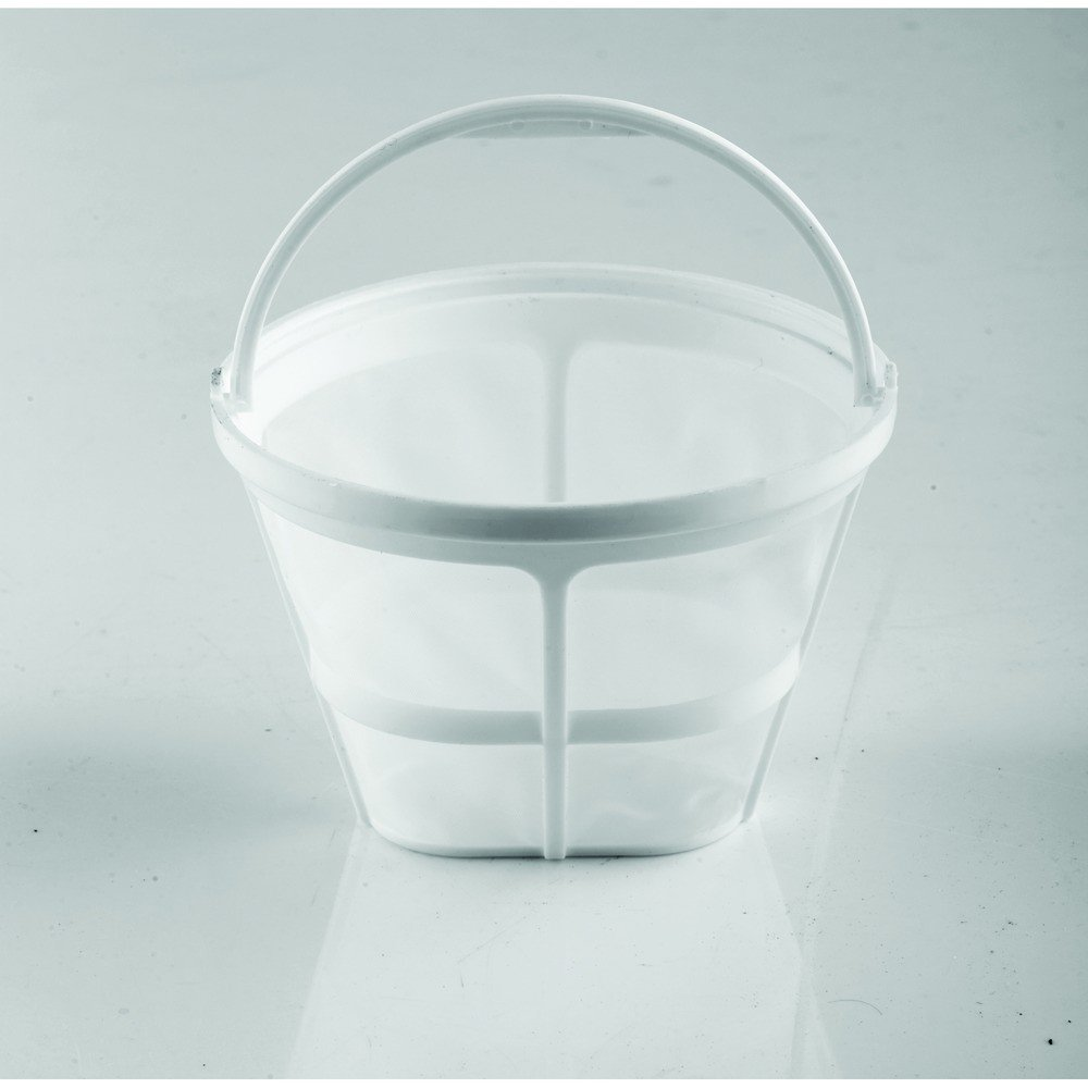 4-Cup Coffee Maker White Filter