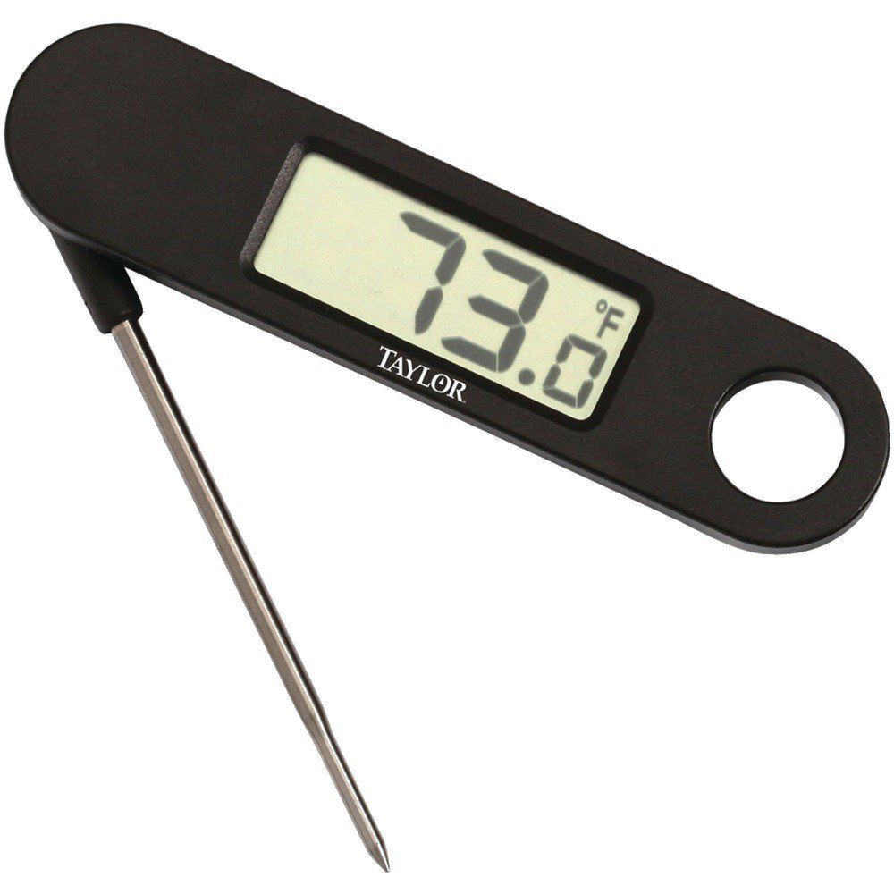 Digital Folding Probe Thermometer