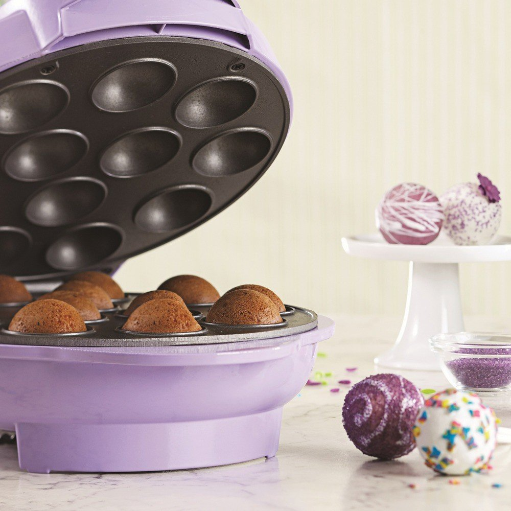Nonstick Electric Food Maker (Cake Pop Maker)