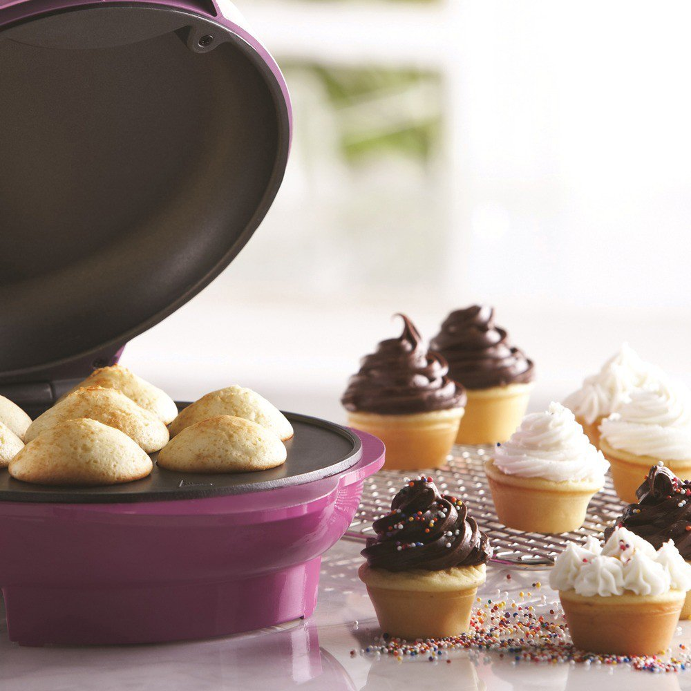 Nonstick Electric Food Maker (Mini Cupcake Maker)