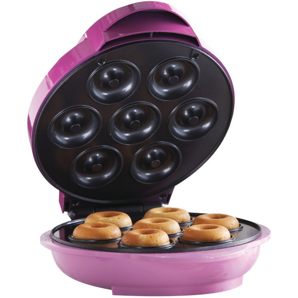 Nonstick Electric Food Maker (Mini Donut Maker)