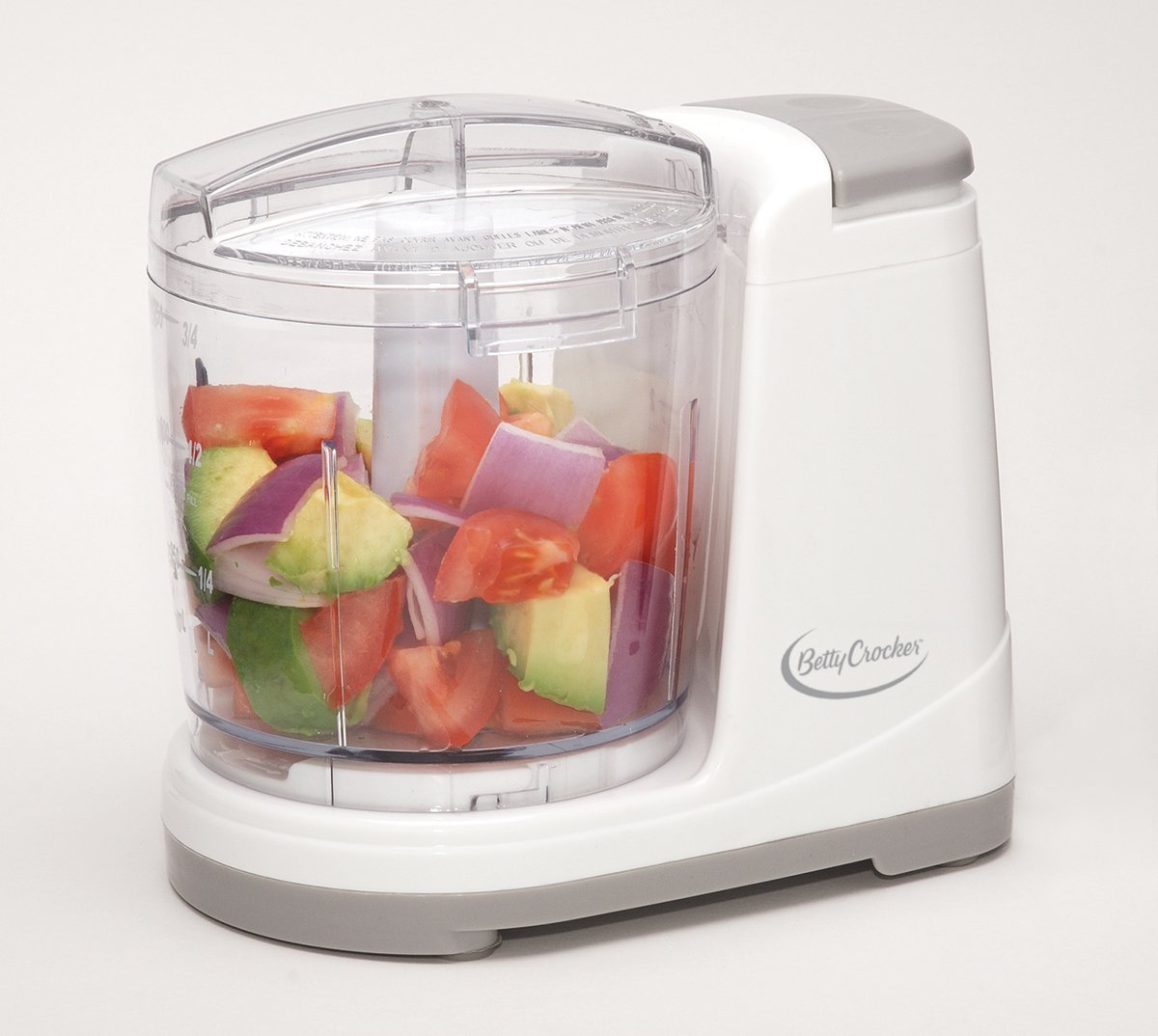 3-Cup Food Chopper by Betty Crocker