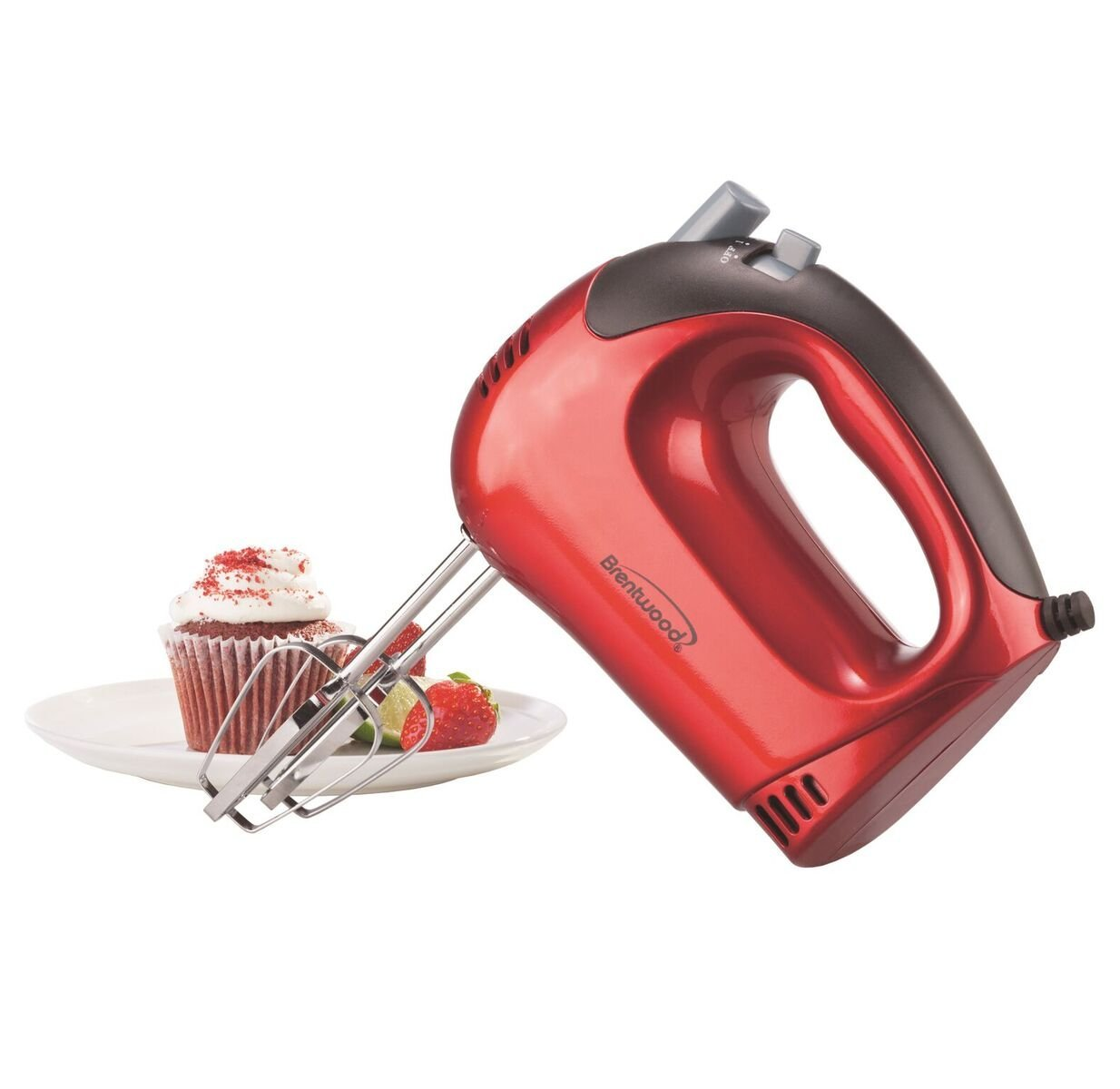 5-Speed Electric Hand Mixer