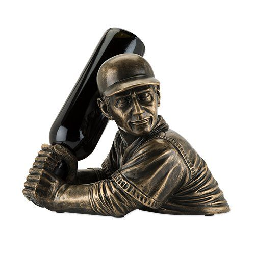 Baseball Bottle Wine Holder by Foster & Rye