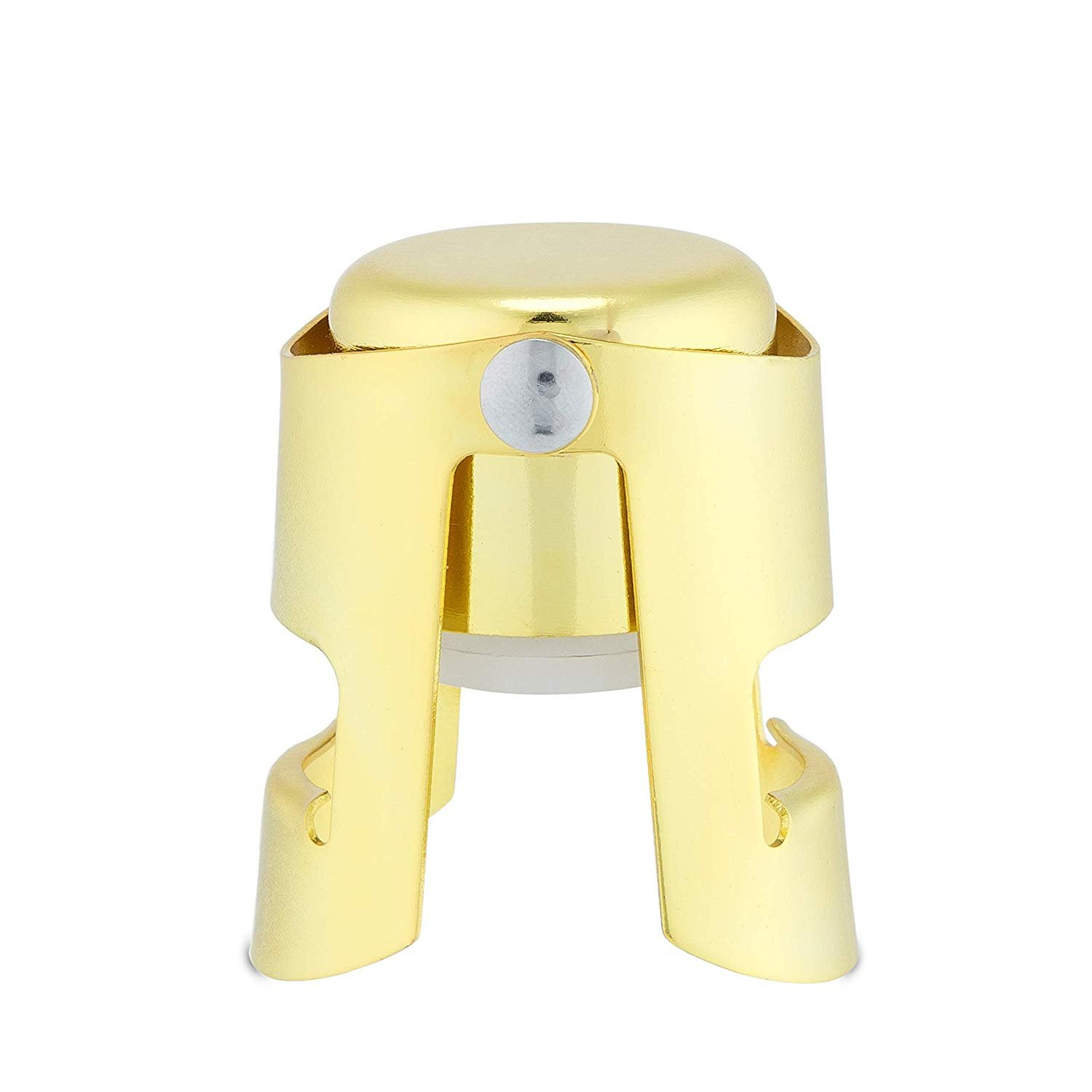 Champagne Stopper by Fizz™ Gold