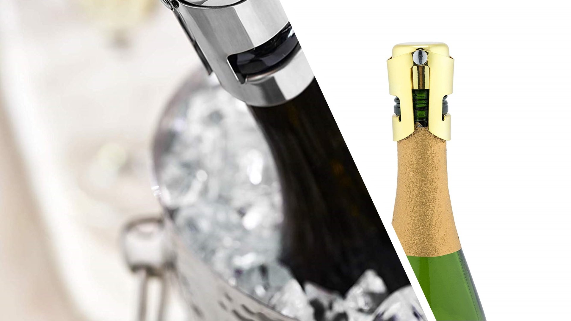 Champagne Stopper by Fizz™