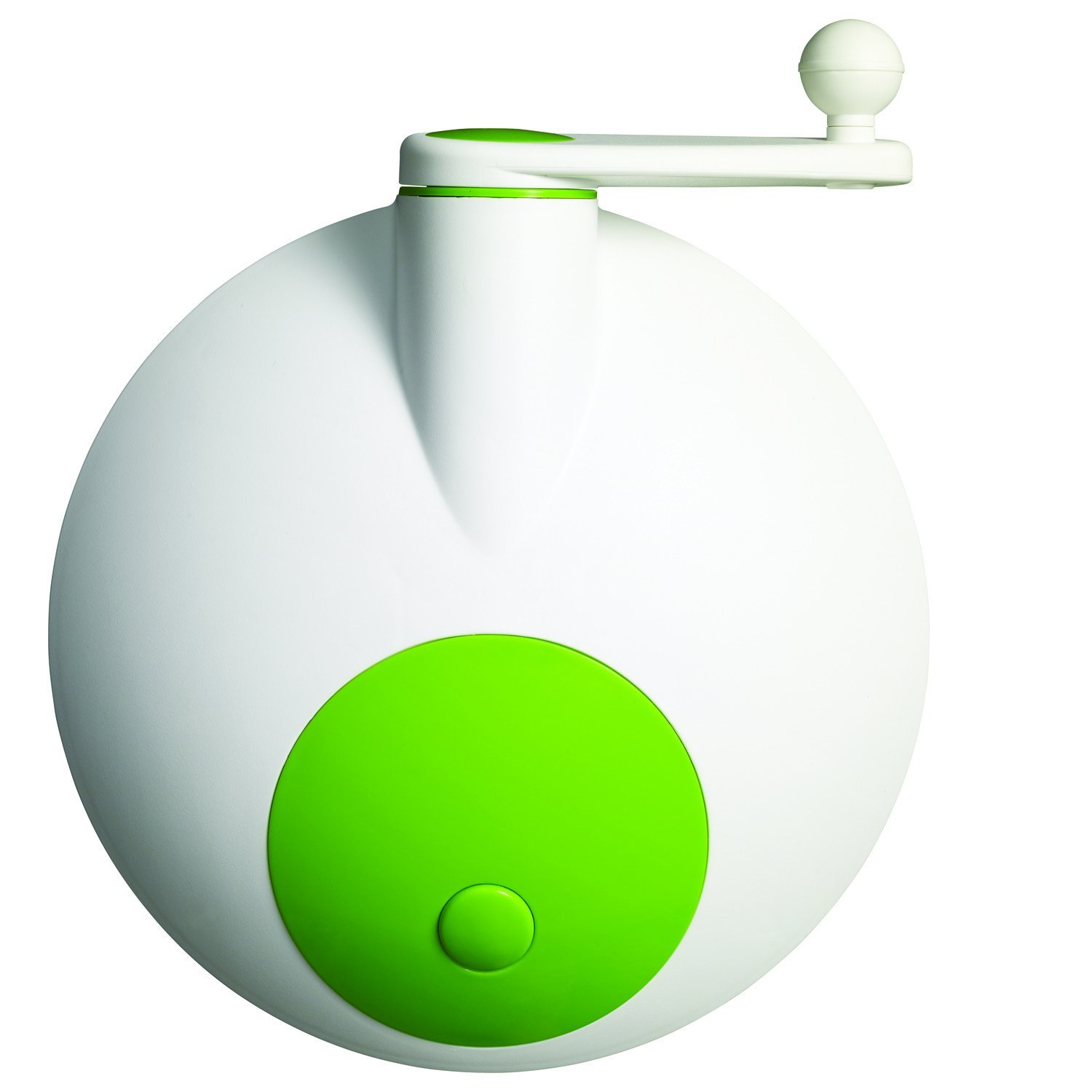 Salad Spinner with Ergonomic Handle