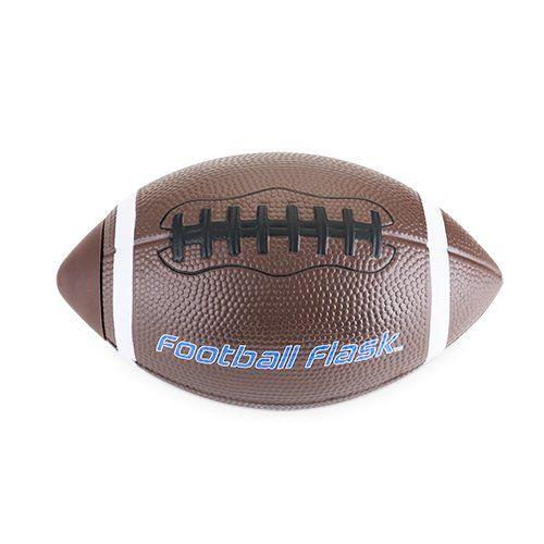 Soft Foam Football Flask
