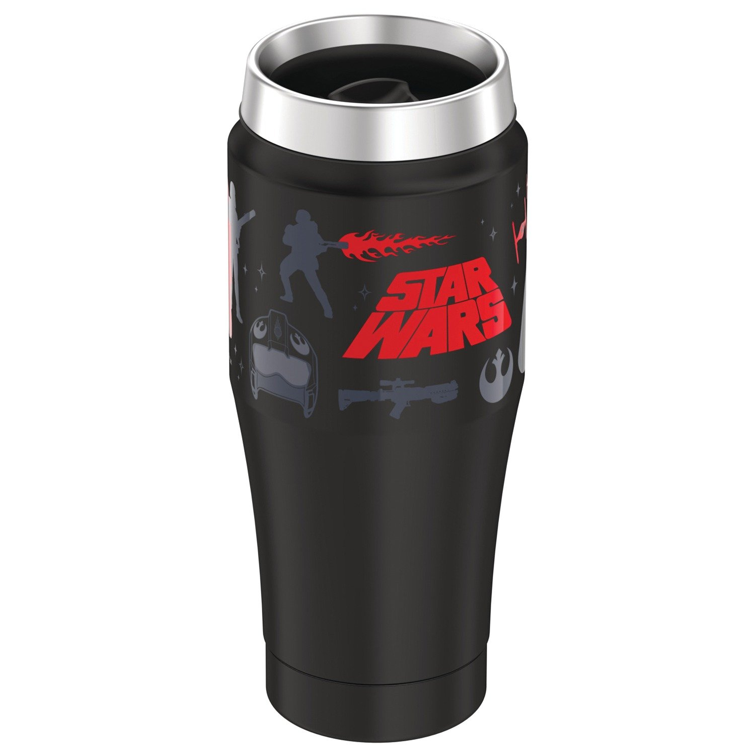 16-Ounce Stainless Steel Travel Tumbler Thermos #TNF