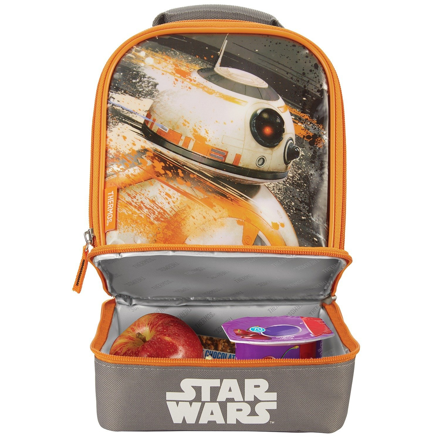 Dual Compartment Lunch Kit, Star Wars® Episode VII BB-8®