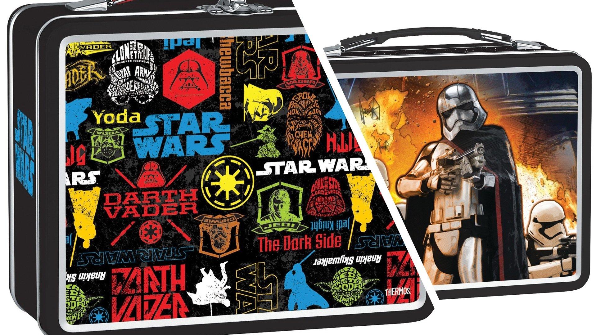 Metal Lunch Box Star Wars® TNF