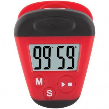 Kitchen Clip Timer with Extra-Strong Magnet