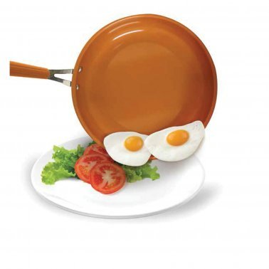 "11"" Eco Copper Fry Pan"