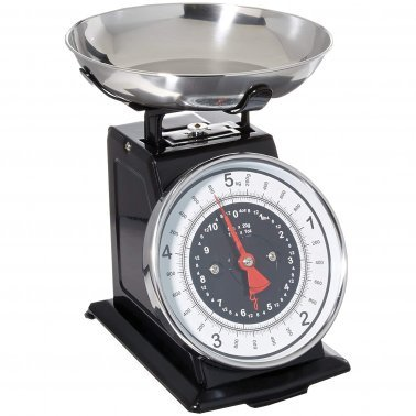 Retro Mechanical Kitchen Scale