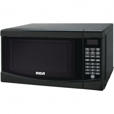 .7 Cubic-ft Microwave (Black)