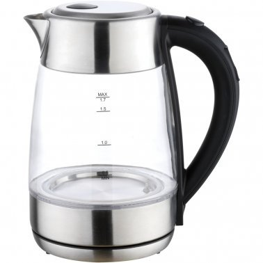 1.8-Quart Glass Kettle with Digital Temperature Control